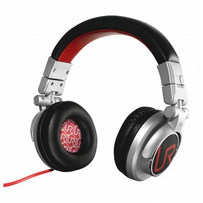 Гарнітура Rimix Headphone - grey / red