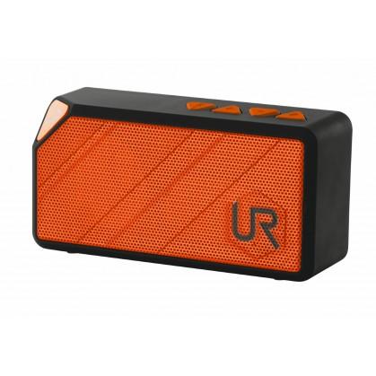 Портативна бездротова акустика Yzo - Orange