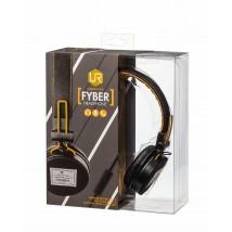 Гарнітура Fyber headphone black / orange