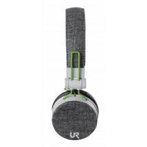 Гарнітура Fyber headphone grey / green