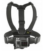 Chest mount harness for action camera GoPro