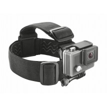 Head strap for action cameras GoPro