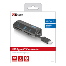 Кардридер USB-TYPE-C Cardreader