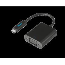 Адаптер-перехідник USB-C to VGA Adapter