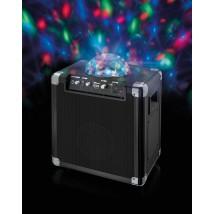 Бездротова акустика Fiesta Disco Wireless bluetooth with party lights