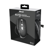Беспроводная мышь Trust Evo-rx Advanced Wireless/Bluetooth