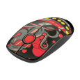 Мышь Trust Sketch Silent Click Wireless Mouse - red