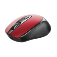 Миша Trust Zaya Rechargeable Wireless Mouse - red