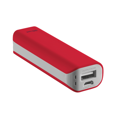 Primo Power Bank 2200 red