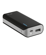Primo Powerbank 5200 Portable Charger - black