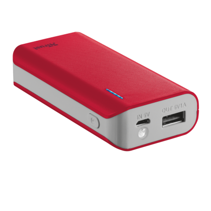 Primo Power Bank 4400 red
