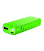 Power Bank Primo 4400 - neon green