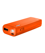 Power Bank Primo 4400 - neon orange