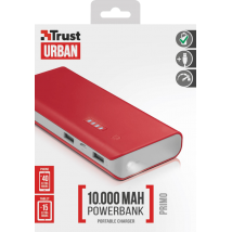Power Bank Primo 10000 red