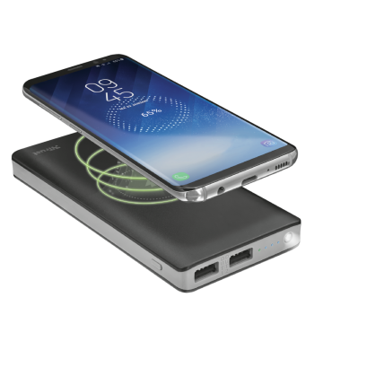 Primo Wireless Charging Powerbank 8000mAh