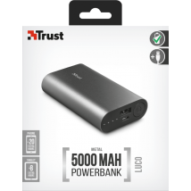 Powerbank Luco Metal 5000
