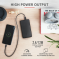Тонкий Power Bank Esla Thin Powerbank 10000 mAh