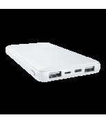 Trust Primo Ultra-thin Powerbank 10.000 mAh - White