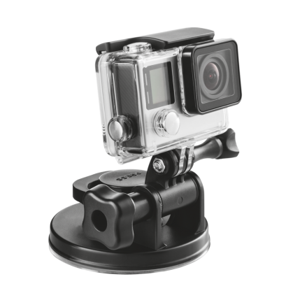 XL Suction cup mount for action camera