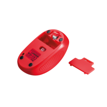 Миша TRUST Primo Wireless Mouse red (20787)