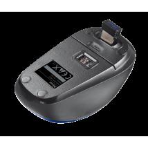 Мышь TRUST Yvi Wireless Mini Mouse blue