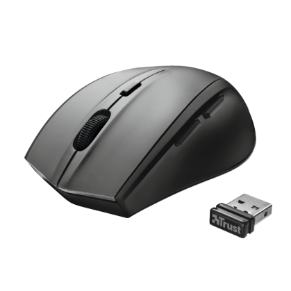 Миша TRUST EasyClick Wireless Mini Mouse
