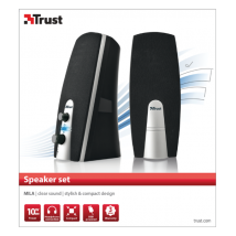 Колонки TRUST Mila 2.0 speaker set USB