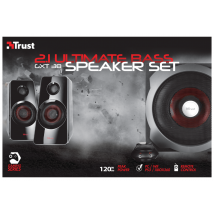 Акустическая система GXT 38 2.1 Subwoofer Speaker Set