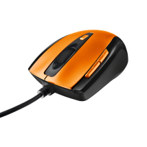 Мышь IZZY lazer mouse - orange