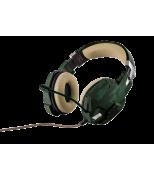Гарнітура GXT 322C Gaming Headset - green camouflage (20865)