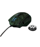 Мышь GXT 155C Gaming Mouse - green camouflage