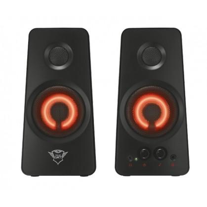 Колонки GXT 608 Illuminated 2.0 Speaker Set
