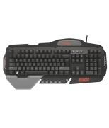 Профессиональная игровая клавиатура GXT 850 Metal Gaming Keyboard (20999)