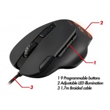 Миша GXT 162 Optical Gaming Mouse