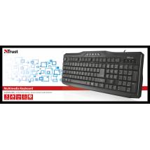 Classicline Multimedia Keyboard RU