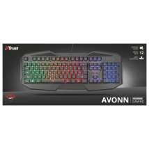 Клавиатура GXT 830-RW Avonn Gaming Keyboard (21621)