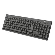 Удобные клавиатура и мышь Classicline Wired Keyboard with mouse