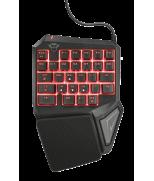 Клавиатура для одной руки GXT 888 Assa Single Handed Keyboard