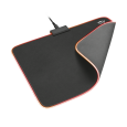 Килимок для миші з RGB підсвічуванням Trust GXT 762 Glide-Flex Flexible RGB Gaming Mouse Pad L