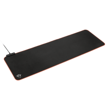 Коврик для мыши с RGB подсветкой Trust GXT 762 Glide-Flex Flexible RGB Gaming Mouse Pad L
