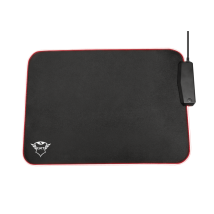 Килимок для миші з RGB підсвічуванням і USB хабом Trust GXT 765 Glide-Flex RGB Mouse Pad with USB Hub