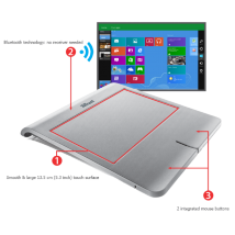 Сенсорная панель Glyte wireless touchpad for windows 8