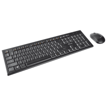 Клавиатура+мышь Nola wireless keyboard with mouse