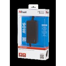 Зарядний пристрій Trust 90W Primo laptop charger - black