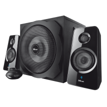 Акустична система Tytan 2.1 subwoofer speaker set with bluetooth - black