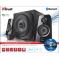 Акустическая система Tytan 2.1 subwoofer speaker set with bluetooth - black