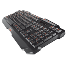 Клавиатура GXT 280 Led illuminated gaming keyboard  (19470)