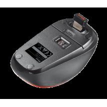 Мышь Yvi Wireless Mouse Red