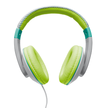Дитячі навушники Trust Sonin kids headphone - grey