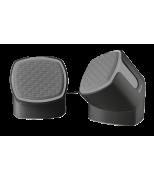 Колонки Twizt rotating 2.0 speaker set (19852)